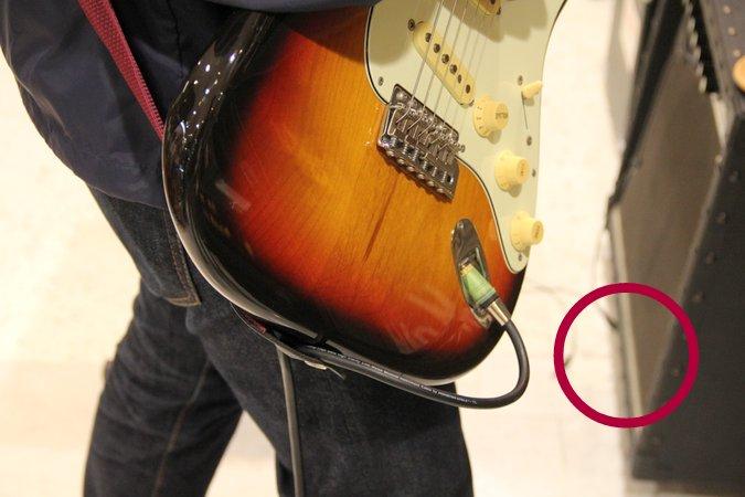 ギター ベース シールド 抜ける 対策