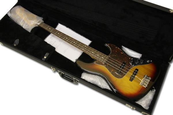 楽器の封入例