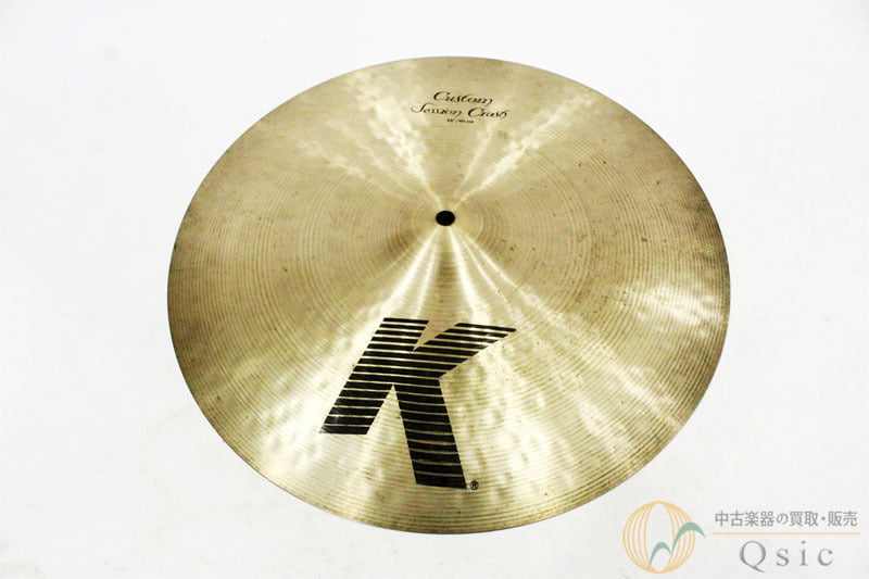 Zildjian K Custom Session Crash 16""
