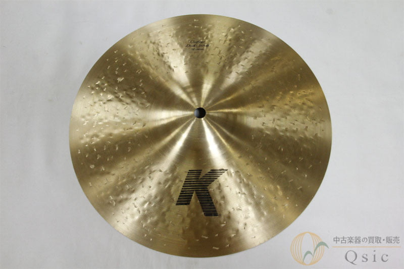 Zildjian K.CUSTOM DARK SPLASH 12""