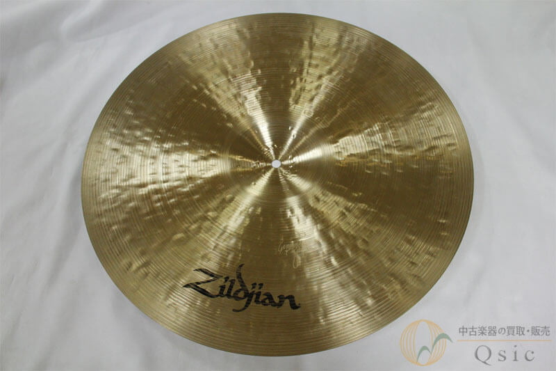 "Zildjian K.CONSTANTINOPLE MEDIUM THIN RIDE 20"""