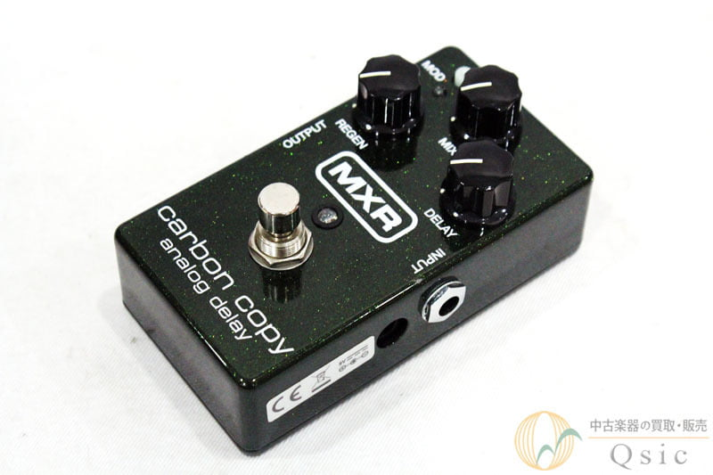 MXR M-169 Carbon Copy Analog Delay 正規輸入品