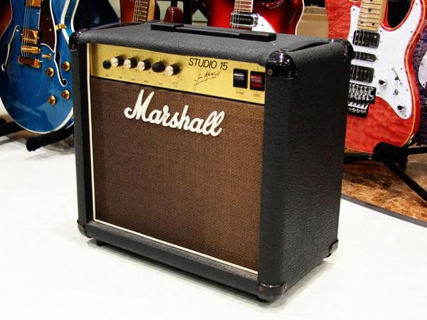 Marshall Studio 15の梱包