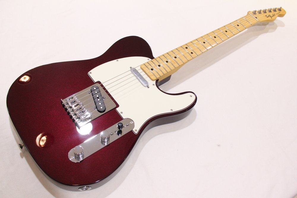 Fender Mexico Standard Telecaster TINT UG MDW '14