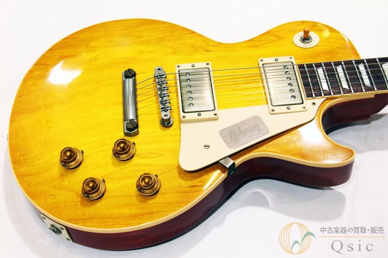 Gibson Custom Shop 1958 Les Paul Standard VOS Lemon Burst