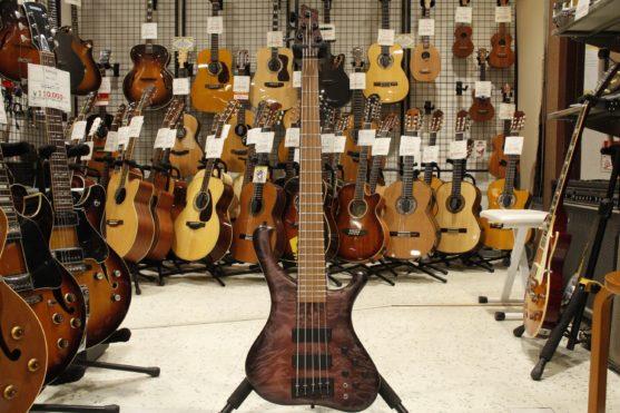 Marleaux Consat Signature 5弦 の写真