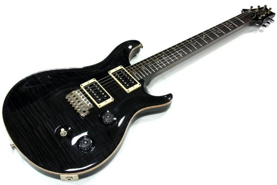 PRS Custom24 10Top GRAY BLACK
